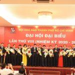 Ông Trần Trọng Dũng tái đắc cử Chủ tịch Hội Nhà báo TPHCM