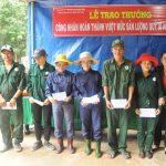 Cao su Dầu Tiếng khen thưởng 1.167 công nhân hoàn thành kế hoạch quý III