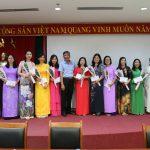 Lao động nữ đóng góp to lớn vào sự phát triển của ngành