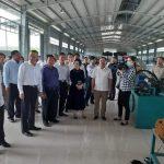Đại sứ Vũ Quang Minh thăm, động viên các công ty cao su Cụm I, III