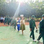 Sôi nổi Hội thi thợ giỏi Cao su Krông Buk-Ratanakiri