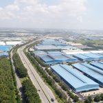 Khu Công nghiệp Nam Tân Uyên: Xanh - sạch - thân thiện với môi trường