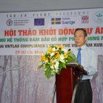 Hội thảo hỗ trợ ngành cao su tuân thủ hệ thống đảm bảo gỗ hợp pháp