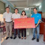 VRG Khải Hoàn ủng hộ 200 triệu đồng hỗ trợ đồng bào miền Trung