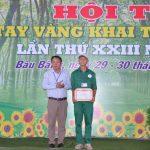 Bàn tay vàng Già Bá Tổng: Người H'Mông yêu nghề