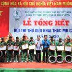 Hội thi Bàn tay vàng Cao su Chư Prông