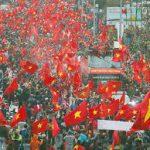 Khi người Việt hâm mộ bóng đá