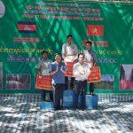 Tân Biên -Kampong Thom tổ chức thành công hội thi Bàn tay vàng 2020