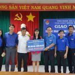 Tặng 40 triệu làm nhà sinh hoạt cho trẻ mầm non Cao su Mang Yang