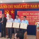 4 công ty cao su tại Gia Lai: 543 cán bộ chiến sỹ được huấn luyện quân sự