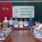Cao su Krông Buk – Ratanakiri: Hoàn thành kế hoạch giao trước 21 ngày