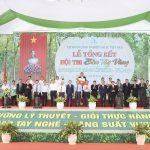 Cao su Phú Riềng ba lần liên tiếp đạt giải nhất Hội thi Bàn tay vàng