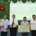 Cao su Đồng Phú, Tây Ninh mừng công hoàn thành kế hoạch