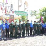 Đoàn Thanh niên VRG tham gia nhiều hoạt động kỷ niệm 75 năm truyền thống Quân khu 7