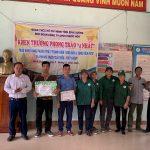 Đoàn thanh niên Cao su Phước Hòa: Khen thưởng thi đua 4 nhất