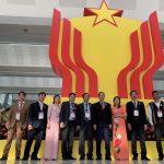 Công ty TNHH cao su Việt Lào được phong tặng danh hiệu Anh hùng lao động thời kỳ đổi mới