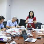 Quan tâm khen thưởng người lao động trực tiếp tại Lào và Campuchia