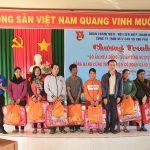 Đoàn Thanh niên Cao su Chư Păh tổ chức chương trình Ấm áp mùa đông