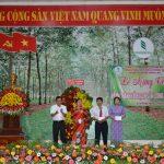 Nông trường Bình Lộc (Cao su Đồng Nai) về trước kế hoạch sản lượng 10 ngày
