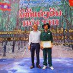 """Cao su Việt Lào: Thảo Văn Chợt - Giữ vững """"ngôi vương"""""""