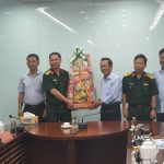VRG và Quân đoàn 4:  Phối hợp tạo mối quan hệ ngày càng phát triển