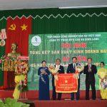Cao su Bình Long đạt nhiều thành tựu nổi bật trong 45 năm