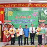 Cao su Lộc Ninh tuyên dương 48 công nhân về trước kế hoạch sớm nhất
