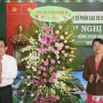 Cao su Bảo Lâm: Sản lượng khai thác vượt so với kế hoạch