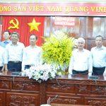Tỉnh Bình Phước tiếp tục tạo điều kiện hỗ trợ các công ty thuộc VRG