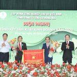 Cao su Đồng Nai đạt kết quả toàn diện năm 2020