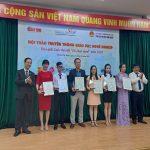 Trường Cao đẳng CN Cao su: Sinh viên đạt giải cao thi viết Tôi chọn nghề
