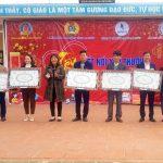 Cao su Lai Châu: Hỗ trợ địa phương tổ chức Tết sum vầy