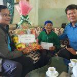 Cao su Chư Păh trao 130 suất quà cho các gia đình chính sách