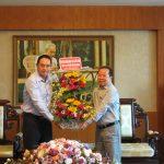 Lãnh đạo VRG  thăm, chúc Tết tỉnh Kiên Giang