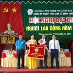Cao su Bình Long thu nhập trên 9,7 triệu đồng/người/tháng