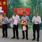 Ông Minh Quốc Sang giữ chức Chủ tịch HĐTV Cao su Lộc Ninh