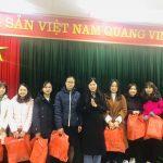 Công đoàn Cao su Lai Châu trao hơn 900 suất quà