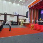 Lãnh đạo VRG viếng nguyên Phó Thủ tướng Trương Vĩnh Trọng