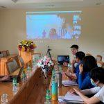 Đoàn Thanh niên Cao su Phước Hòa tập huấn kỹ năng truyền thông