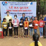 Đoàn Thanh niên Cao su Chư Păh: Trao quà con công nhân khó khăn