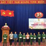 Tháng công nhân tại biên giới Ia H'Drai