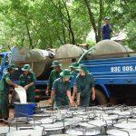 Lao động trước mùa cạo mới: Không còn là vấn đề nan giải