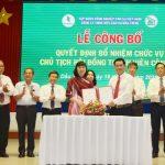 Bà Huỳnh Thị Cẩm Hồng giữ chức chủ tịch HĐTV Cao su Dầu Tiếng
