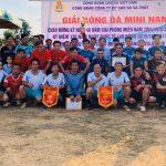 60 vận động viên tranh tài Cúp bóng đá Saruco 2021