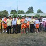 Hà Tây vô địch giải bóng đá mini Cao su Chư Păh