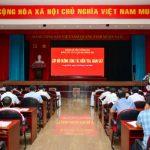 Đảng bộ Cao su Đồng Nai tập huấn công tác Đảng và kiểm tra giám sát năm 2021