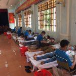 150 người lao động Cao su Hòa Bình hiến máu nhân đạo