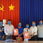 Khảo sát đặt cột cờ biên giới ở Tây Ninh