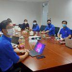 Đoàn Thanh niên VRG học tập Nghị quyết Đại hội XIII của Đảng