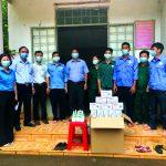 Cao su Bình Long: Khen thưởng đột xuất động viên người lao động
